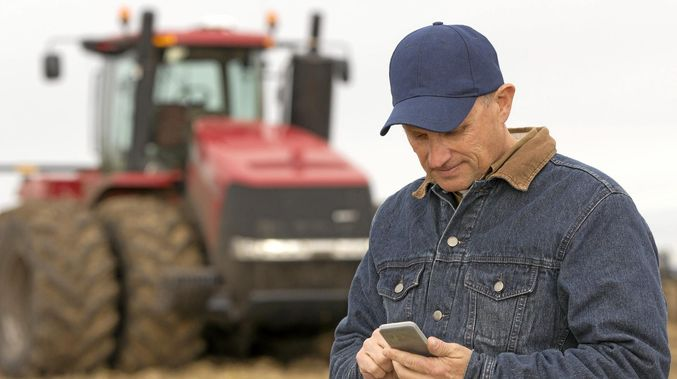 TEXT support for rural workers