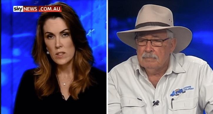 MEDIA: Peta Credlin SKY NEWS 30/8/18 interviews Brian Egan of Aussie Helpers about farm crises