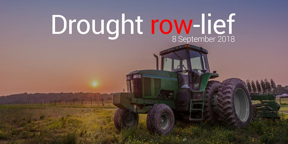 The Row For Rain – Drought Row-Lief FUNDRAISER – by Jacaranda Finance