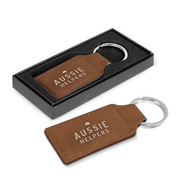 Image of Prince leather key rings – Ashton Key Ring