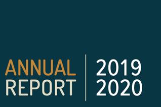 Annual Report 2019 – 2020